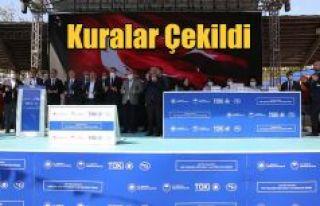 KURALAR ÇEKİLDİ