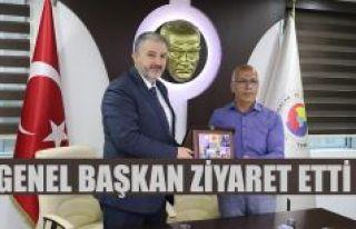 MÜSİAD GENEL BAŞKANI, HOPA TİCARET VE SANAYİ...