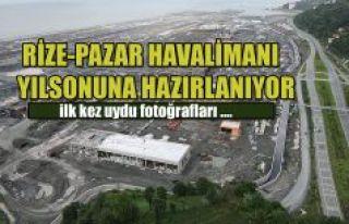 Havalimanı Yılsonunda tamamlanacak