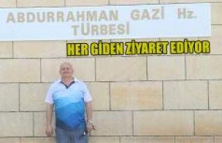 HER GİDENİN ZİYARET ETTİĞİ ERZURUM'DAKİ ABDURRAHMAN...