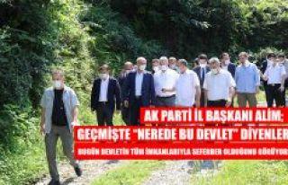İMKÂNLAR SEFERBER EDİLDİ