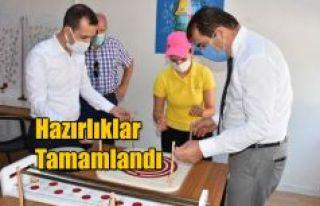 """SAYISAL BAKIŞ"""" EĞİTİM KAMPINA HAZIR"""