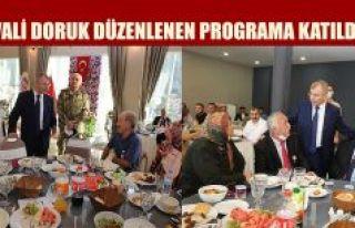 ŞEHİT AİLELERİ VE GAZİLER DERNEĞİ PROĞRAM...