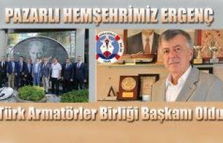 Türk Armatörler Birliği Başkanlığına Cihan...