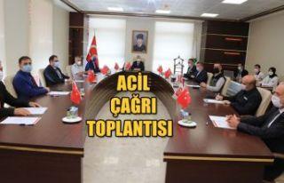 ACİL ÇAĞRI HİZMETLERİ İL KOORDİNASYON KOMİSYONU...