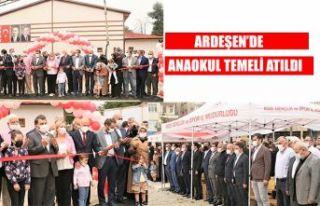 ARDEŞEN'DE DİYANET İŞLERİ BAŞKANLIĞINA BAĞLI...