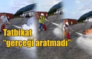 HOPAPORT'TA EĞİTİMLER DEVAM EDİYOR