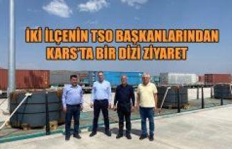 TSO'LARDAN KARS'A ZİYARET