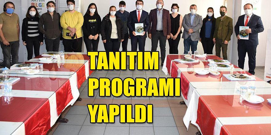 TANITIM PROGRAMI YAPILDI