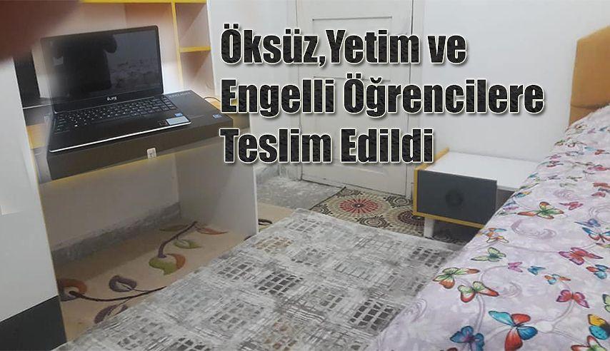 """""""KÜÇÜK DOKUNUŞLARLA, MUTLU ODALAR"""" PROJESİ"""" DEVAM EDİYOR.."""