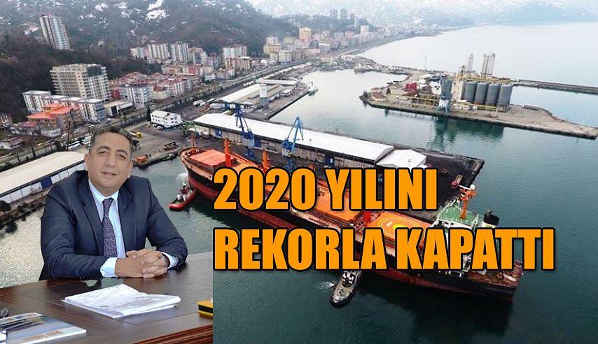 2020 HEDEFİNİ KENDİ İŞLEM HACMİNİN REKORUNU KIRARAK KAPATTI