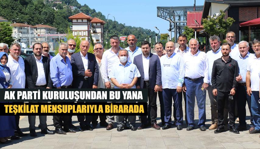 AK Parti Derepazarı Kenetlendi