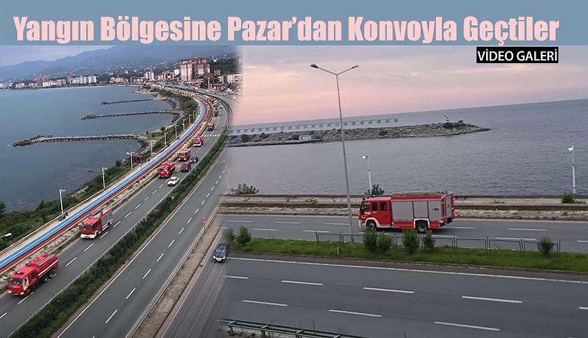 Türkiye'ye orman yangınlarıyla mücadelede destek