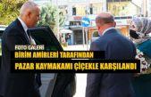 Pazar Kaymakamı Mustafa Akın Görevine Başladı.