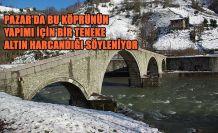 4 Gözlü Köprünün bilinen tarihi