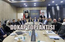 DOKAP YÖNLENDİRME KOMİTESİ TOPLANTISI GERÇEKLEŞTİRİLDİ