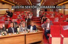 TSO LOJİSTİK SEKTÖRÜ İLE BİR ARAYA GELDİ