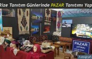 """İstanbul'da """"11. Rize Tanıtım Günleri""""..."""