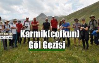 Kaçkarların en gizemli gölü; Karmik ( Cofkun )