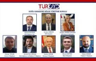TUROYD Turizm Otel Yöneticileri Derneği Genel Kurulu...