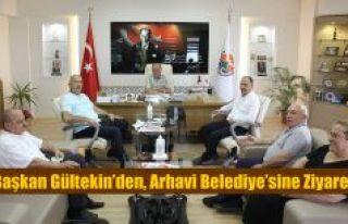 DOKAP BAŞKANI HAKAN GÜLTEKİN'DEN KURDOĞLU'NA...