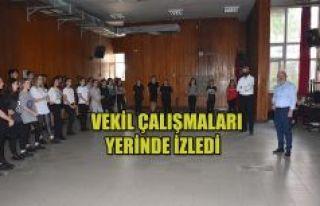 MİLLETVEKİLİ ERKAN BALTA'DAN HALK EĞİTİMİ...
