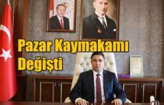 Pazar Kaymakamı Terzi, Bursa Mudanya'ya atandı