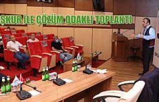 TSO TOPLANTILARI DEVAM EDİYOR