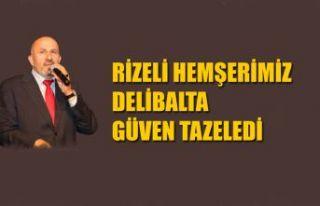 İstanbul Muhtarlar Federasyonu Kadir Delibalta İle...