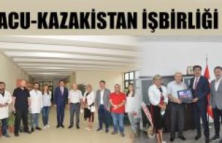KAZAKİSTAN ÜNİVERSİTESİ İLE İŞBİRLİĞİ