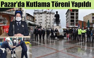 Türk Polis Teşkilatının kuruluşunun 176. yılı Pazar'da kutlandı