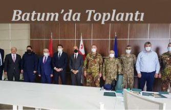BATUM'DA SINIR TEMSİLCİLERİ TOPLANTISI YAPILDI