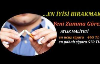 Sigara Zamlandı