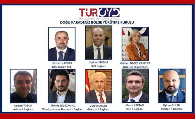 TUROYD Turizm Otel Yöneticileri Derneği Genel Kurulu Yapıldı