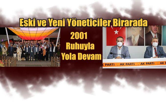 2001 RUHUYLA YOLA DEVAM